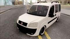 Fiat Doblo Combi Mix 2010 для GTA San Andreas