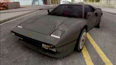 Ferrari 288 GTO 1984 v2 для GTA San Andreas