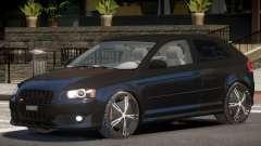 Audi S3 GT для GTA 4
