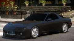 Mazda RX7 V2 для GTA 4