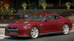 Nissan Skyline R35 Stock для GTA 4