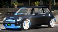 Mini Cooper V1.0 для GTA 4