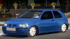 Fiat Palio Stock для GTA 4