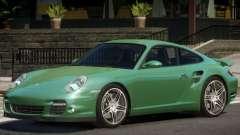 Porsche 997 Turbo V1.1 для GTA 4