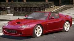 Ferrari 575M V1.1 для GTA 4