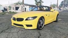 BMW Z4 sDrive28i M Sport (E89) 2012 для GTA 5
