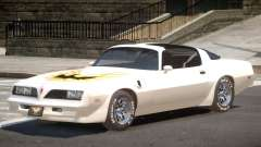 Pontiac Trans Am V1.0 для GTA 4