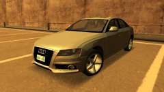 Audi A4 2.0 TFSI 2010 для GTA San Andreas