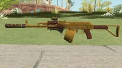 Assault Rifle GTA V (Complete Upgrade V1) для GTA San Andreas