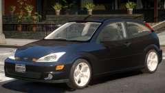 Ford Focus Y3 для GTA 4