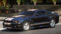Ford Shelby Y10 для GTA 4