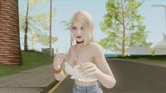 Helena Douglas Casual V2 для GTA San Andreas