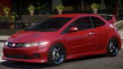 Honda Civic Type-R V1.0 для GTA 4