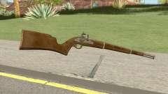 Edinburgh Musket (New Gen) GTA V для GTA San Andreas