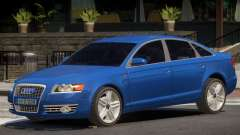 Audi A6 V2.1 для GTA 4