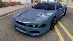 BlueRay M6 Infernus для GTA San Andreas