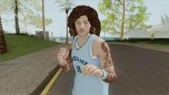Ethan Ampadu Skin для GTA San Andreas