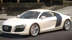 Audi R8 Custom V1 для GTA 4