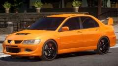 Mitsubishi Lancer Tun для GTA 4