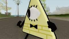 Bill Cipher V1 (Gravity Falls) для GTA San Andreas
