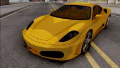 Ferrari F430 Low Poly для GTA San Andreas