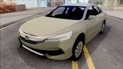Honda Accord 2017 SA Style