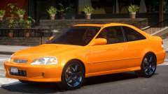 1998 Honda Civic V1.2 для GTA 4