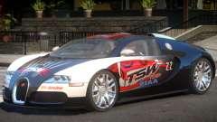 Bugatti Veyron S V1.1 PJ1 для GTA 4