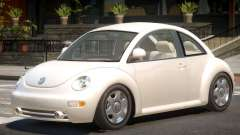 Volkswagen New Beetle V1.0 для GTA 4