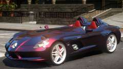 Mercedes-Benz SLR Stirling Moss для GTA 4