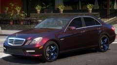 Mercedes Benz E63 Y10 для GTA 4