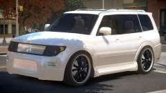Mitsubishi Pajero V1.2 для GTA 4