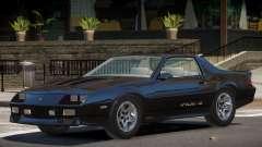 Chevrolet Camaro SR для GTA 4