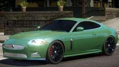 Jaguar XKR-S V1 для GTA 4