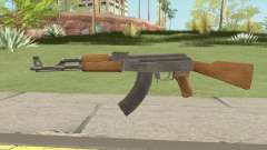 Shrewsbury Assault Rifle GTA IV для GTA San Andreas