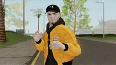 Khabib Nurmagomedov (Outfit Random) для GTA San Andreas