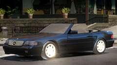 Mercedes SL500 V1.0 для GTA 4