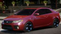 Kia Forte V1.1 для GTA 4