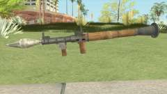Rocket Launcher GTA IV для GTA San Andreas