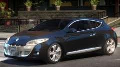 Renault Megane III для GTA 4