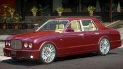 Bentley Arnage V1.1 для GTA 4