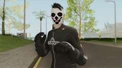 GTA Online Cuning Stunt Skin для GTA San Andreas