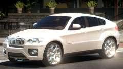 BMW X6 VS для GTA 4