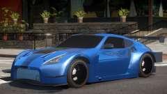 Nissan 370Z Custom для GTA 4
