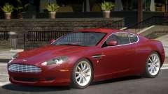 Aston Martin DB9 V1.2 для GTA 4