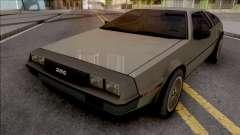 DeLorean DMC-12 1981 Grey для GTA San Andreas