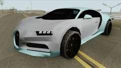 Bugatti Chiron Sport 110 Ans (SA Style) 2019 для GTA San Andreas