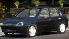 Lada Kalina Tun для GTA 4
