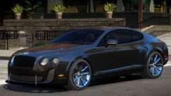 Bentley Continental Y11 для GTA 4