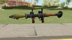 Rocket Launcher (Fortnite) для GTA San Andreas